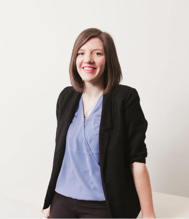 Portrait photo of Caitlyn Ziegler