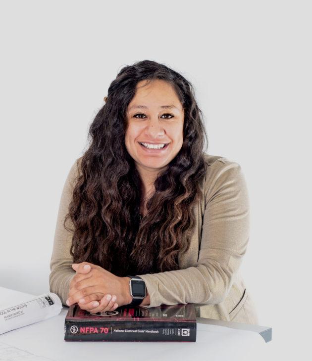 Portrait photo of Carina Medsker