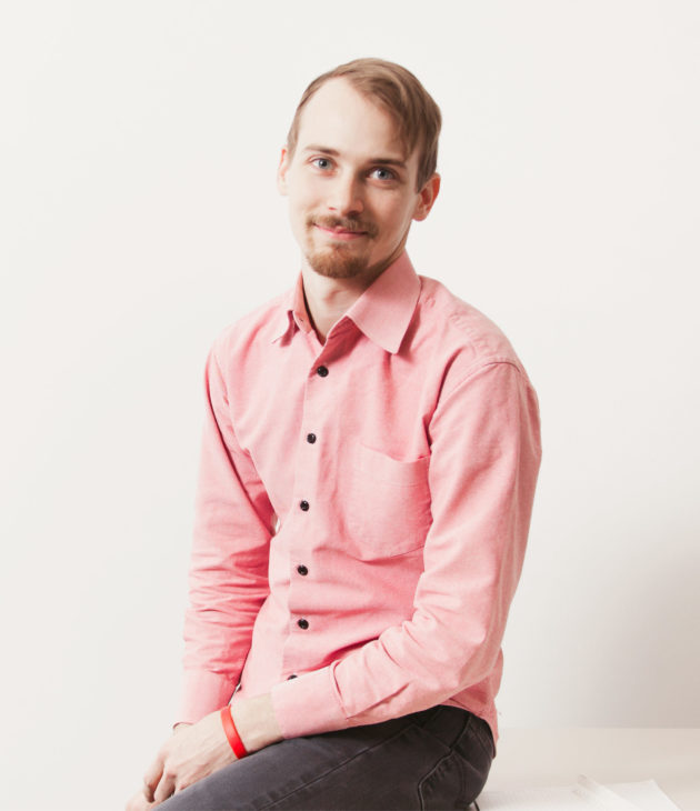 Portrait photo of Dylan Shmalberg
