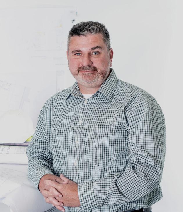 Portrait photo of Ken Hassett