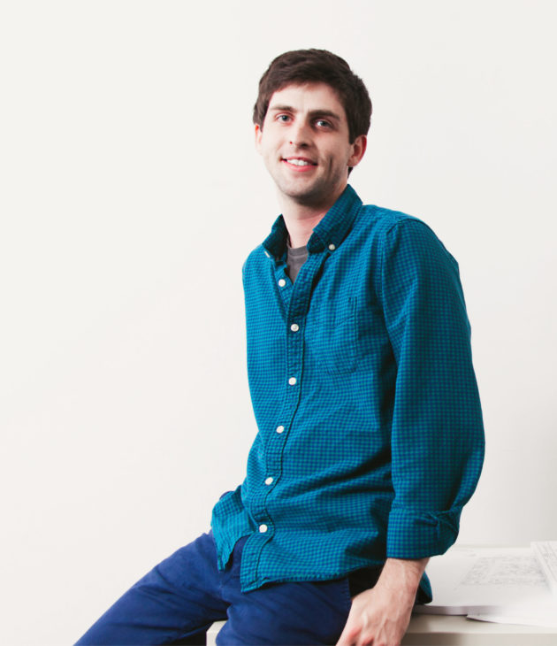 Portrait photo of Kyle Waisner