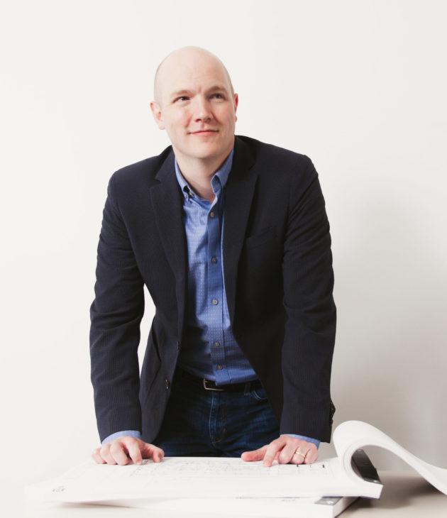 Portrait photo of Patrick LaHue