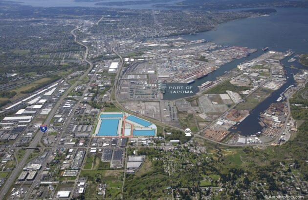 Photo of Prologis Park, Tacoma Building D