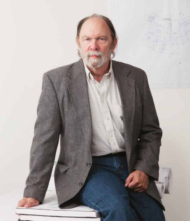 Portrait photo of Ray Cederdahl