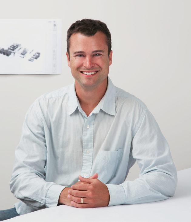 Portrait photo of Ryan Tushner