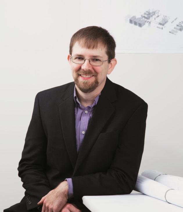 Portrait photo of Scott Koelzer