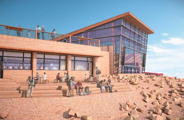 Photo of Pikes Peak Summit Complex