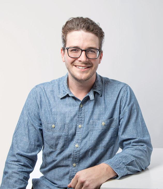 Portrait photo of Jacob M. Altland
