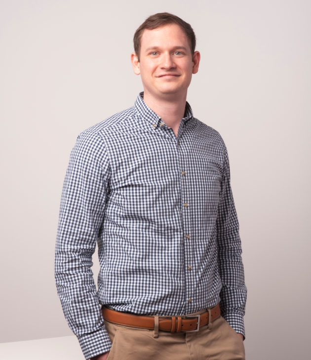 Portrait photo of Josh Smith
