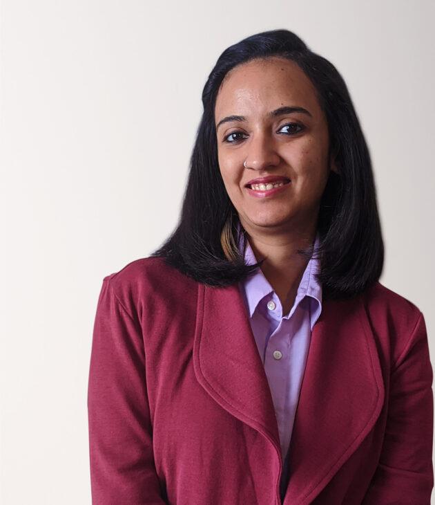 Portrait photo of Namrata Gupta