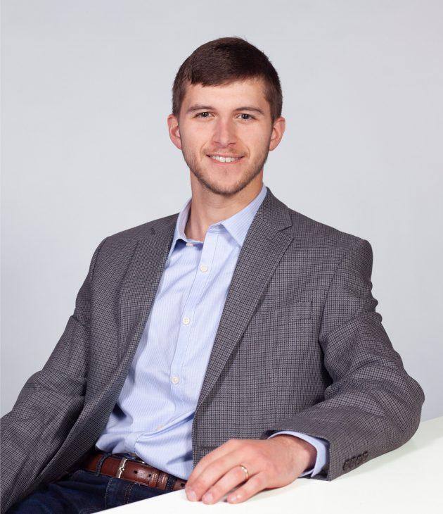 Portrait photo of Adam Westman