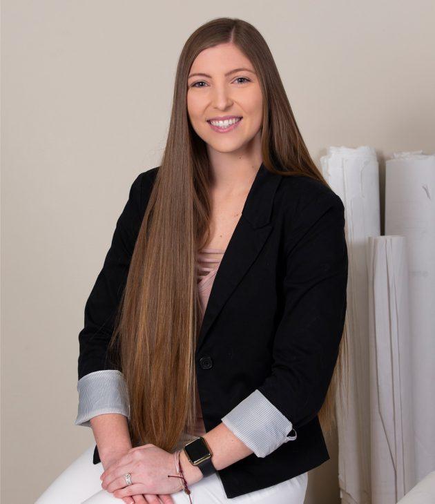 Portrait photo of Erika Attebery