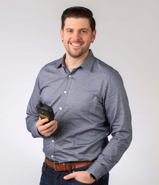 Portrait photo of Jimmy Rohr