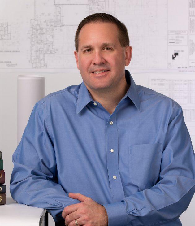 Portrait photo of Mike Parker