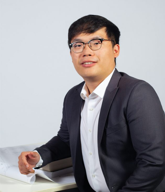 Portrait photo of Peilin Yang