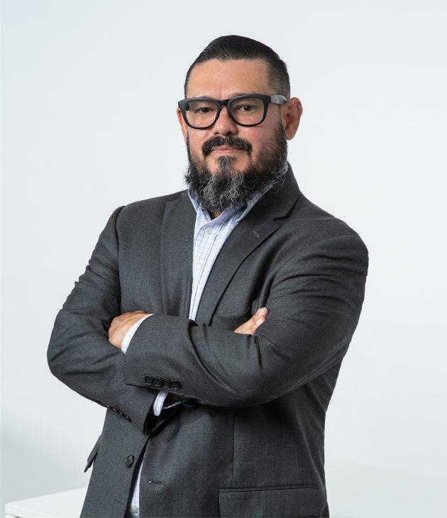 Portrait photo of Juan Coronado