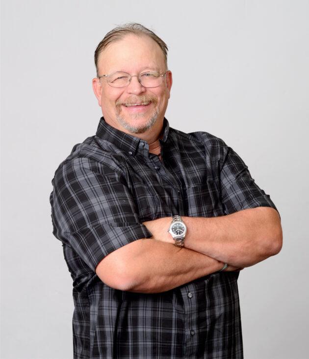 Portrait photo of Rich Compton